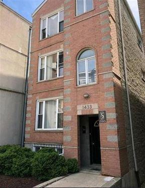 1433 W Walton Unit 3, Chicago, IL 60642 Noble Square