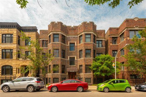 4014 N Clarendon Unit 3S, Chicago, IL 60613 Uptown