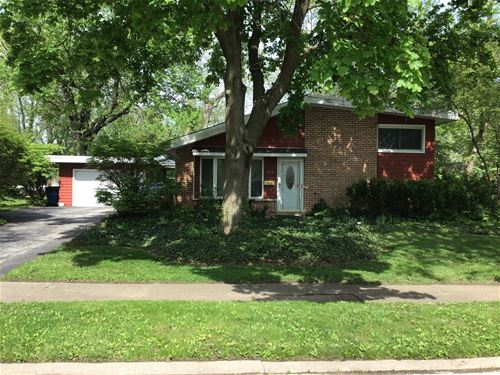 125 Willow, Park Forest, IL 60466