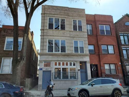 823 N Damen Unit 2FW, Chicago, IL 60622 East Village