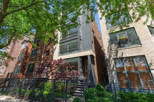 3321 N Sheffield Unit 2, Chicago, IL 60657 Lakeview