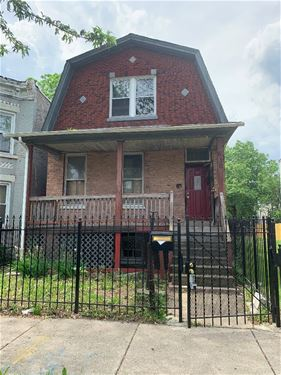 610 N Troy, Chicago, IL 60612 East Garfield Park