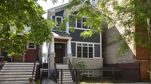 1847 W Berteau, Chicago, IL 60613 Northcenter