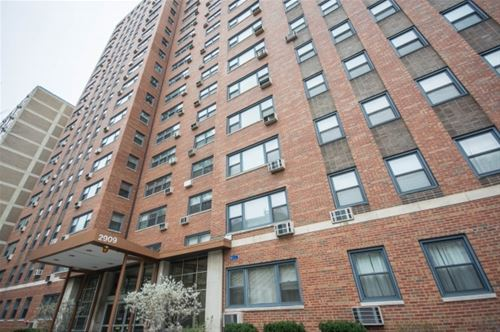 2909 N Sheridan Unit 1301, Chicago, IL 60657 Lakeview