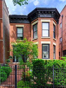 1114 W Webster, Chicago, IL 60614 Lincoln Park