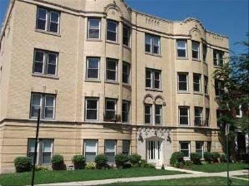 6204 N Claremont Unit 3, Chicago, IL 60659