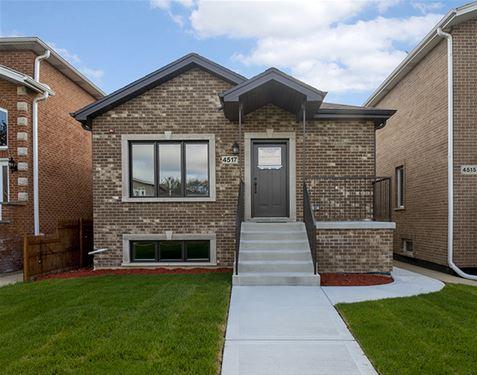 4517 N Newland, Harwood Heights, IL 60706