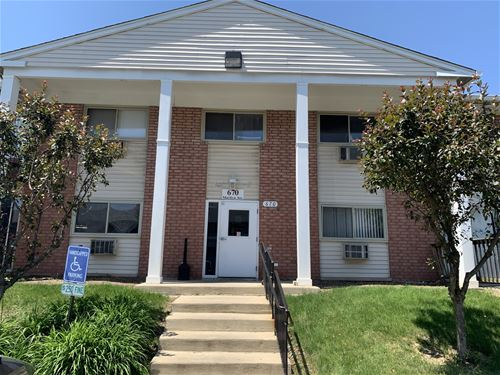 670 Marilyn Unit 101, Glendale Heights, IL 60139