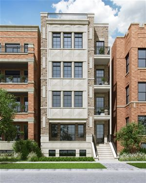 742 W Buckingham Unit PH, Chicago, IL 60657 Lakeview