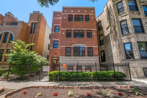 3348 N Kenmore Unit 1, Chicago, IL 60657 Lakeview