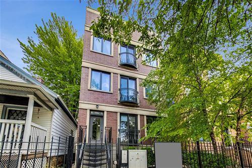 2229 W Washington Unit 3, Chicago, IL 60612 Near West Side