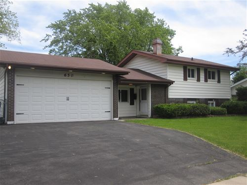 650 W Berkley, Hoffman Estates, IL 60169