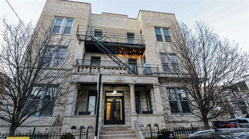1714 W Leland Unit 2F, Chicago, IL 60640 Ravenswood