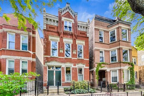 911 N Winchester, Chicago, IL 60622 East Village