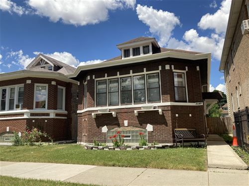 7140 S Campbell, Chicago, IL 60629 Marquette Park