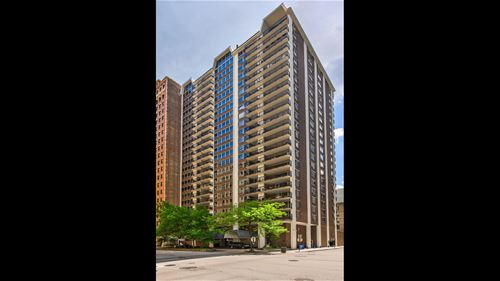 201 E Chestnut Unit 15F, Chicago, IL 60601 Streeterville