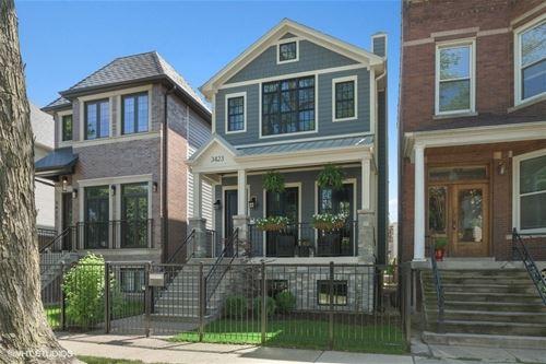3423 N Hamilton, Chicago, IL 60618 Roscoe Village