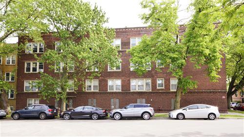 1943 W Chase Unit 2, Chicago, IL 60645 West Ridge