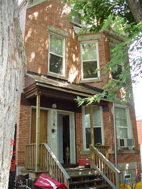 2114 W Melrose, Chicago, IL 60618 Roscoe Village
