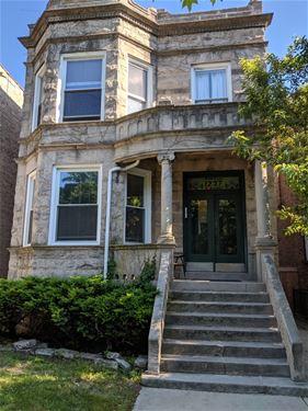 1237 W Addison Unit 1, Chicago, IL 60613 West Lakeview
