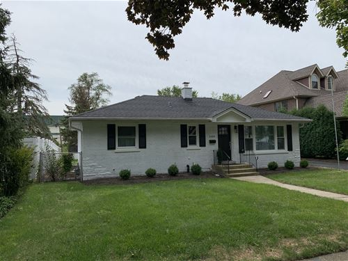 1439 Willow, Western Springs, IL 60558