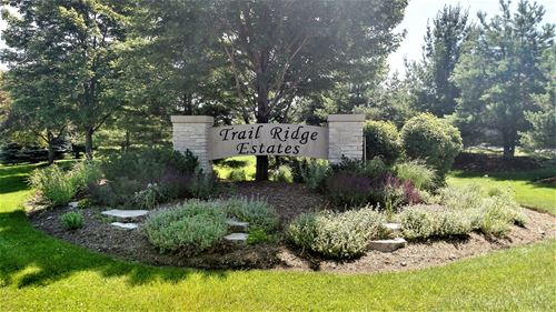 Lot 17 Trail Ridge, St. Charles, IL 60175