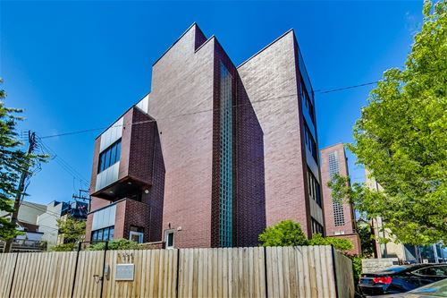 1354 N Ada Unit 3, Chicago, IL 60642 Noble Square