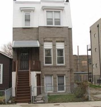 2535 W Warren, Chicago, IL 60612 Near West Side