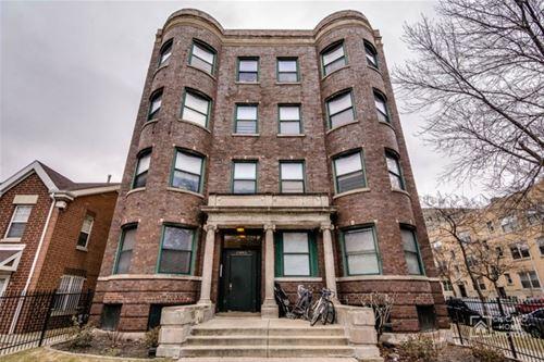 1315 W Leland Unit 4, Chicago, IL 60640 Uptown