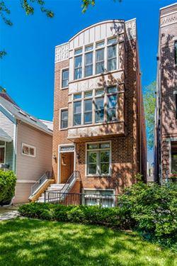 3834 N Janssen Unit 1, Chicago, IL 60613 Lakeview