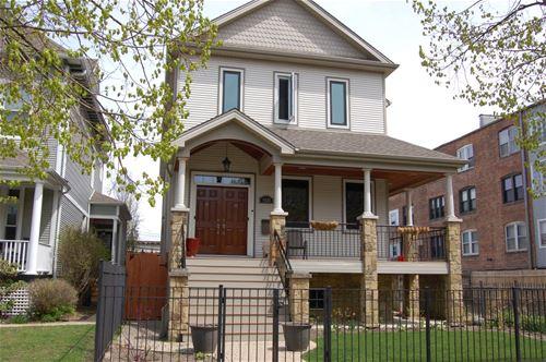 4535 N Wolcott, Chicago, IL 60640 Ravenswood