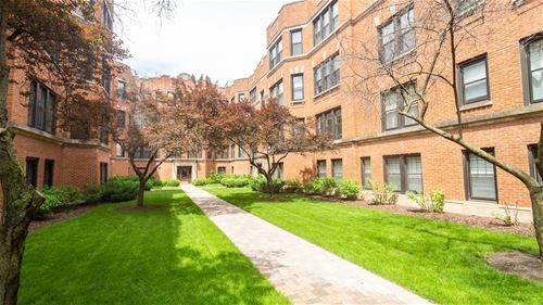 1110 W Pratt Unit 3N, Chicago, IL 60626 Rogers Park