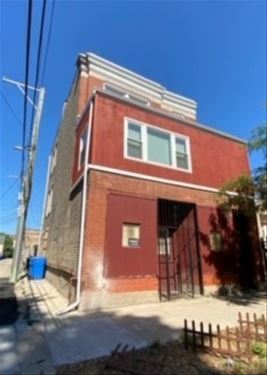 1016 N Rockwell, Chicago, IL 60622 Humboldt Park