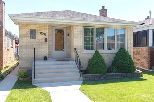 6029 S Menard, Chicago, IL 60638 Clearing West