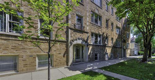 3654 W Berteau Unit 2, Chicago, IL 60618 Irving Park