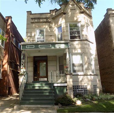 4427 N Artesian, Chicago, IL 60625 Ravenswood