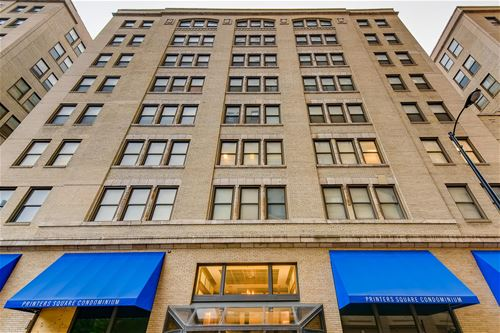 640 S Federal Unit 709, Chicago, IL 60605 South Loop