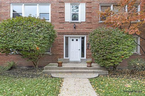 608 Oakton Unit 2, Evanston, IL 60202