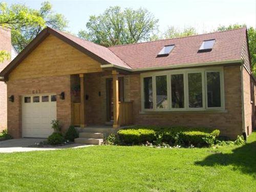 617 S Western, Park Ridge, IL 60068