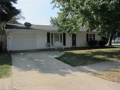 1807 Peach, Bloomington, IL 61704