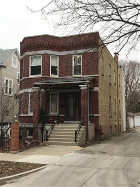 4138 N Avers Unit 2, Chicago, IL 60618 Irving Park