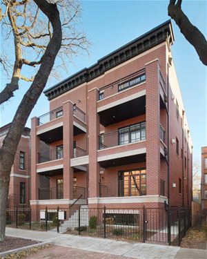 1900 N Sheffield Unit 3S, Chicago, IL 60614 Lincoln Park