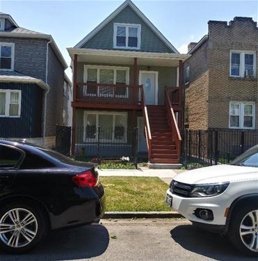 4638 N Kelso, Chicago, IL 60630 Mayfair