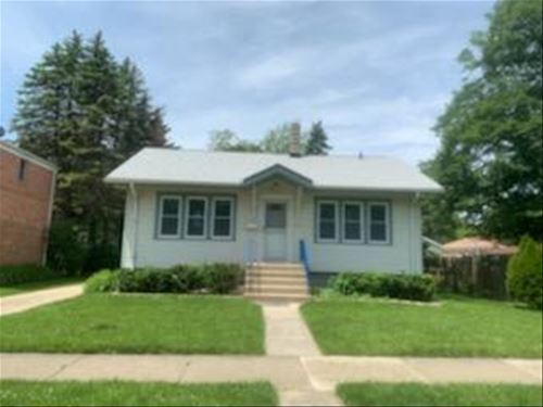 930 Newberry, La Grange Park, IL 60526