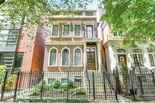 3734 N Bosworth, Chicago, IL 60613 Lakeview