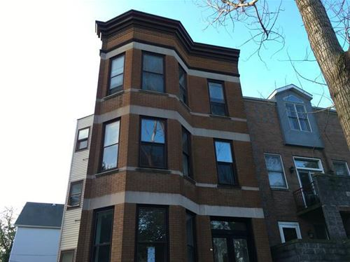 1503 W George Unit 2, Chicago, IL 60657 Lakeview