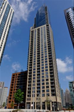 420 E Waterside Unit 614, Chicago, IL 60601 New Eastside