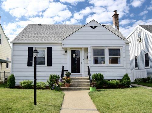 3941 W 105th, Chicago, IL 60655 Mount Greenwood