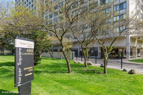 4800 S Lake Park Unit 806, Chicago, IL 60615 Kenwood