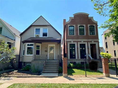 3732 N Hermitage, Chicago, IL 60613 West Lakeview